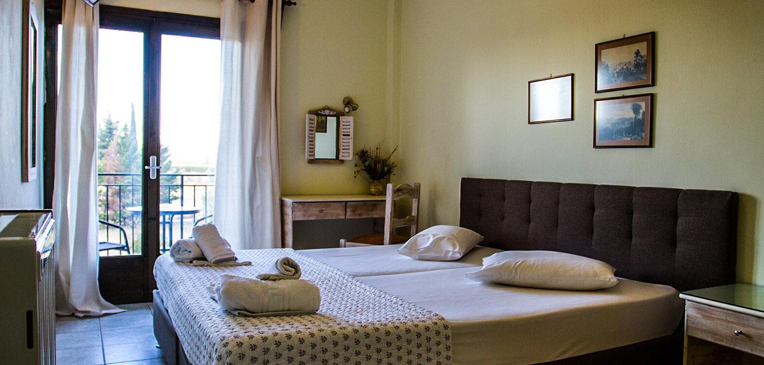 HOTEL ALOS - ΔΙΚΛΙΝΟ